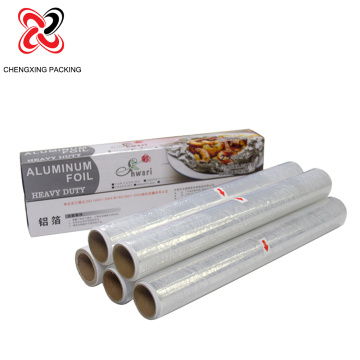 Free sample Customized fresh pe saran wrap