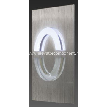 Passenger Elevator Directional Hall Lanterns With LEDs