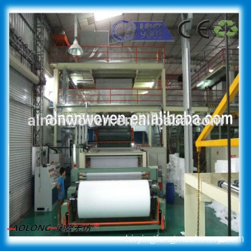 Single S For PP Spunbond Nonwoven Bags