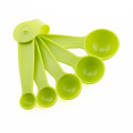 5 Kitchen Aid Plastic Measuring Spoons