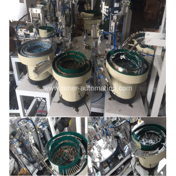 Automatic Assembly Machine for Plastic Hardware