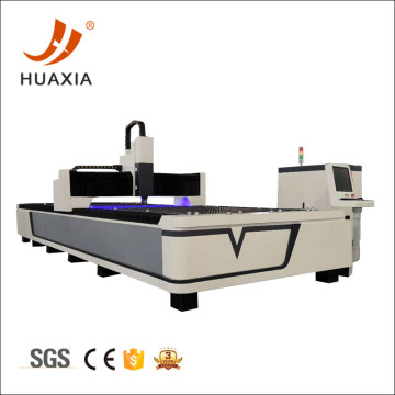 Fiber laser cutting machine on elevator application