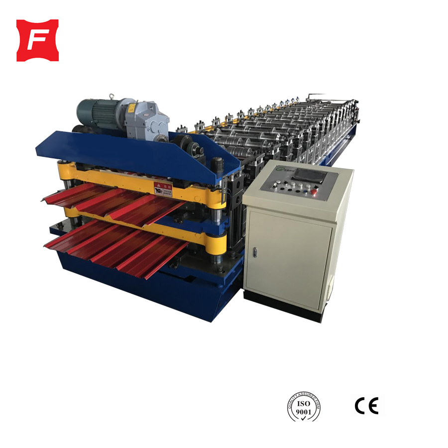 Roofing Double Layer Roll Forming Machine