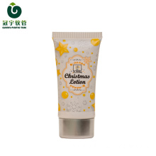 30ml cosmetic plastic tube for body lotion packaging