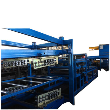 EPS Rockwood Sandwich panel production line