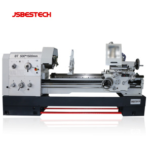 BT500 Precision lathe machine with 4000mm center distance