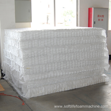 MATTRESS POCKET SPRING PRODUCTION LINE