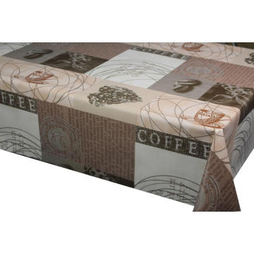 Pvc Printed fitted table covers Quilt Ideas