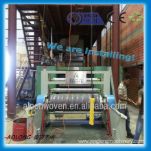 1.6M S PP Nonwoven Spunbond fabric production Line Width 1600mm