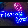 DECORATION LED NEON LETTERS