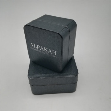 Small Fancy Paper Jewelery Box for Earrings Rings