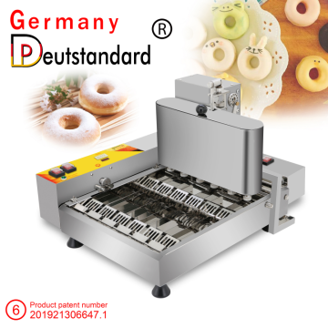 electric mini donut maker commercial donut machine with high quality for sale