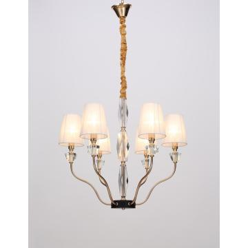 Modern Restaurant Decoration American Style Iron Chandelier