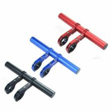 20CM Tube Bicycle Handlebar Extender Mount Mountain Bike Cycling Lamp Holder Accessorie