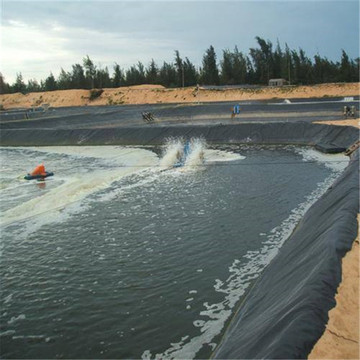 Fish Pond Liner 1mm HDPE Geomembrane Sheets