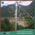 rock fall netting rockfall fence barrier