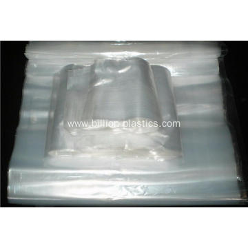 Reusable Plastic  Food Storage Bags On Sheet