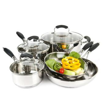 High Quality 8PCS Stainless Steel Cookware Set