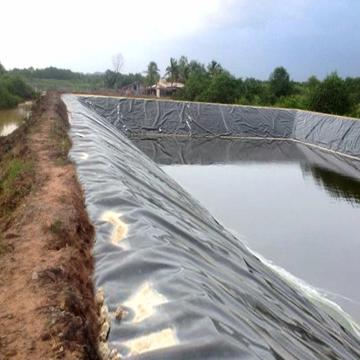 HDPE/EVA Geomembrane Products & Landfill Liners for Waste