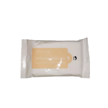 Single Custom Cleaning Antibacterial Hand Wet Wipes