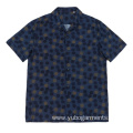 New Design Men's Casual Rayon Shirts