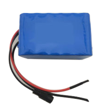 12.8V 18Ah 4S3P  Li-Ion Battery for EV