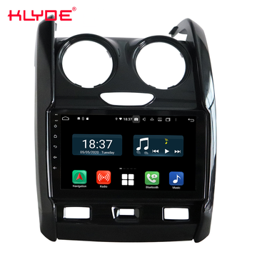 Android car head unit for Duster 2015-2020