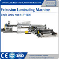high speed extrusion lamination machine