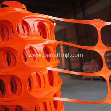 competitive price warning orange plastic safety mesh net
