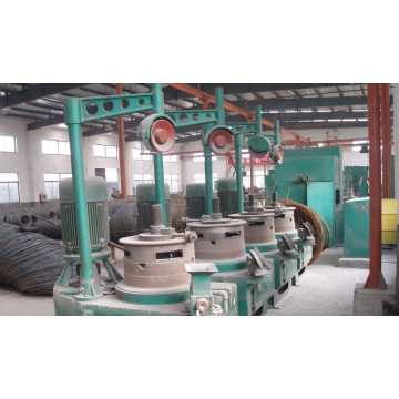 Wire Drawing Machine Dry Type