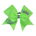 Custom Cheers And Crown Team Bows