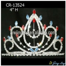 Pageant Crown Small Size for women