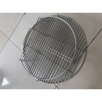 BBQ Spare Parts / Kamado Accessories Double Cooking Grill / Grill Expander