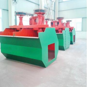 Mining Flotation Cell Equipment Lead Zinc Ore Processing