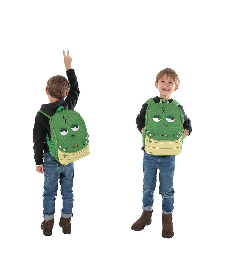 Animal backpack children's bag boys' kindergarten (4)