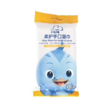 Cheap Good Quality Pure Cotton Baby Wipes