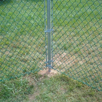 Chain link wire fence mesh rolls