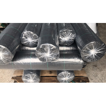 woven HDPE ground cover weed
