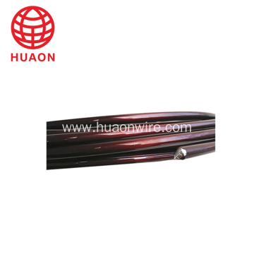 Polyamide Aluminum Enamelled Winding Electrical Wire