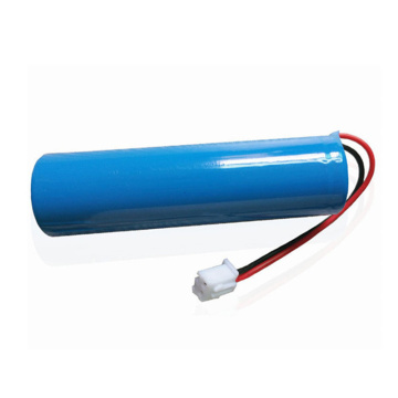 18650 2S1P 7.4V 2200mAh Li-Ion Battery Pack