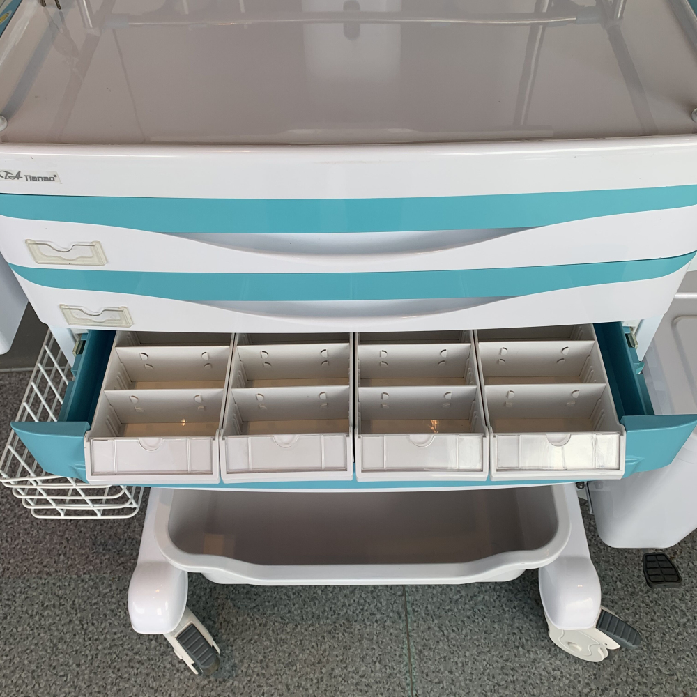 Hospital Mobile Nurse Workstation