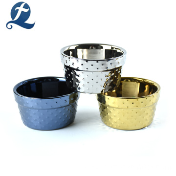 Wholesale plant custom simple modern flower ceramic planter pot