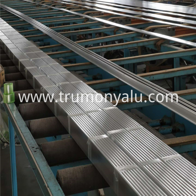 aluminum channel tube0010