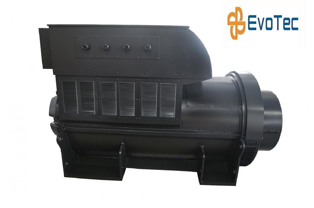 Emergency Diesel Generator Set Alternator