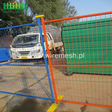 high quality strong temporary fence brace galvanized