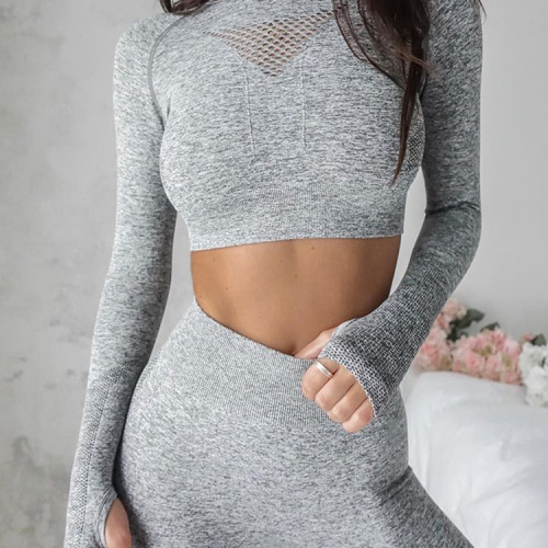 Tights And Crop Top 2 Pieces for women