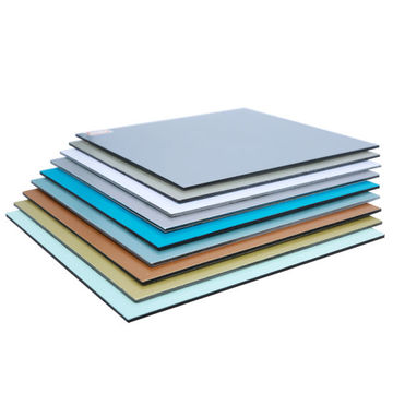 High Quality Fireproof Aluminum Composite Panel
