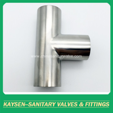 DIN Sanitary Weld Tee Long Type