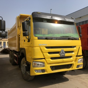 Used 380HP Sinotruk HOWO Vehicle