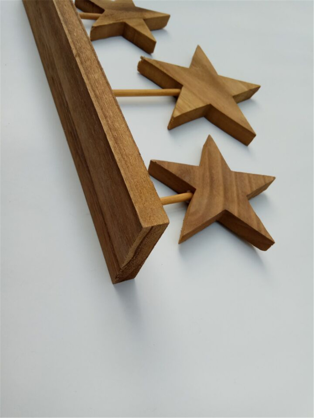 high quality easy take wooden candle holders